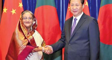 China-Bangladesh: Strengthening  Partnership
