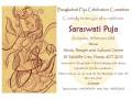 Saraswati Puja in Canberra