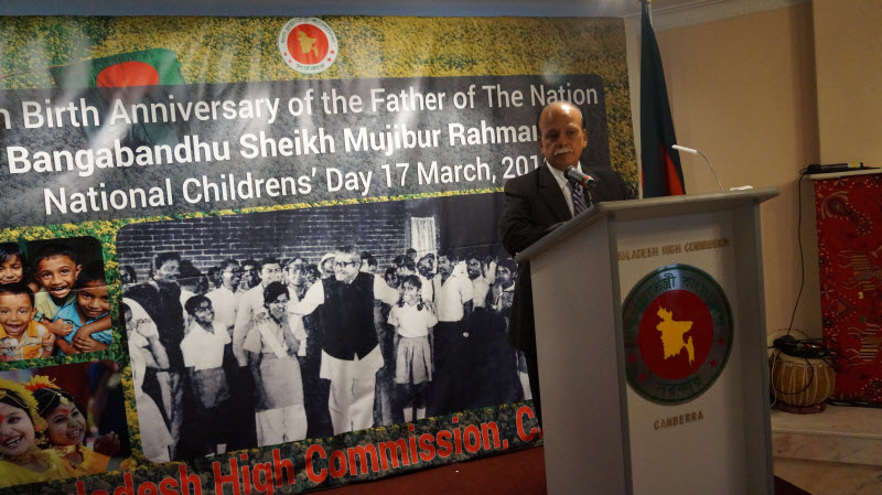 child is the father of nation The child is father of nation points : introduction - child shows the man as morning shows the day - an illustration this, paradoxical, sentence occurs in wordsworth's poem, 'the rainbow.