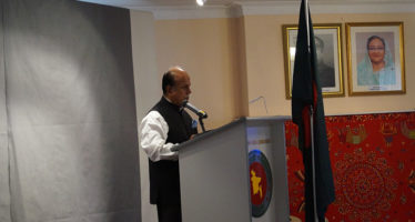 Observance of the Historical Mujibnagar Day in Canberra