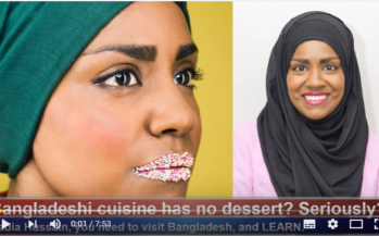 Nadiya Hussain is Beyond Ignorant – No Bengali Dessert