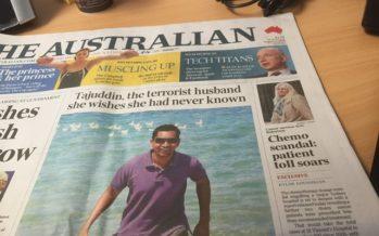 Tajuddin Kausar a Bangladeshi terrorist husband!