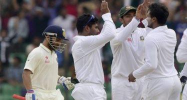 বাংলাদেশ-ভারত টেস্ট