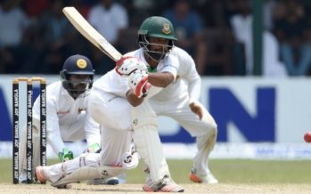 Bangladesh seal first Test win against SL