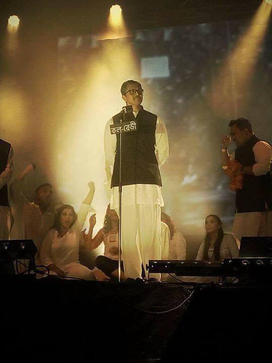 'অ্যাই এম দ্যা ফাদার' মঞ্চ নাটকে বঙ্গবন্ধুর চরিত্রে অভিনয় করেন বাংলা চলচ্চিত্রের নায়ক আরেফিন শুভ