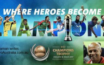 ICC চ্যাম্পিয়ন্স ট্রফি ২০১৭- ইংল্যান্ড