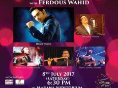 HABIB WAHID Musical Night in Sydney