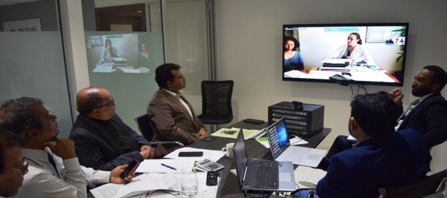 একটি মাইলফলক: ইউনেস্কোর সাথে এমএলসি মুভমেন্ট এর ভিডিও কনফারেন্স
