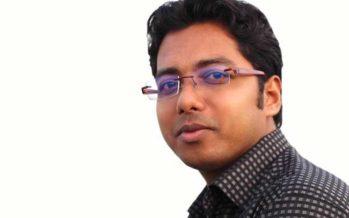 Bangladeshi writer's poem published in International Poetry Anthology