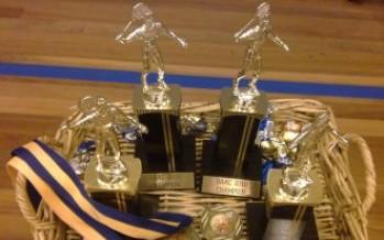 Badminton Tournament 2010: Ratul  Forhad (men), Afrin  Jebin (ladies) team champion