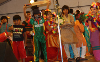 Bangladesh Night 2010 in Canberra