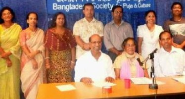 Bangladesh Society for Puja  Culture Inc. newly elected Executive Committee for 2009-10