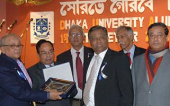 Successful 'Get-together' of Dhaka University Alumni in Canberra, Australia