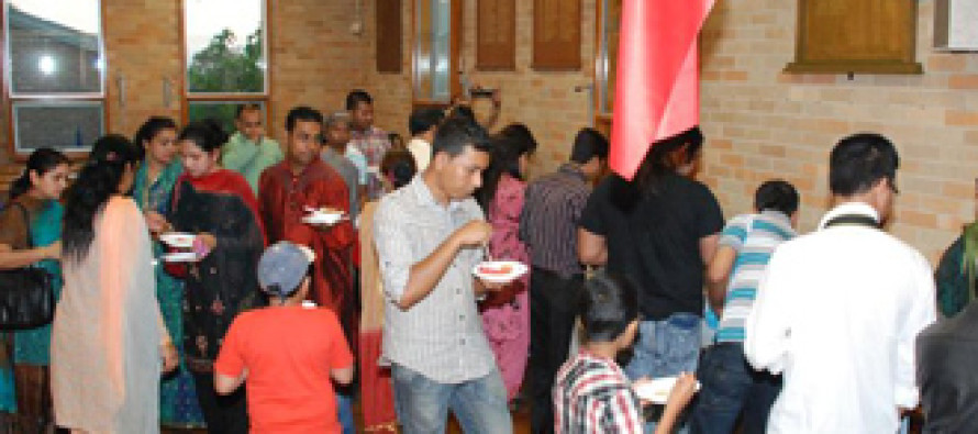 Eid Punarmilani 2010 News from Sydney