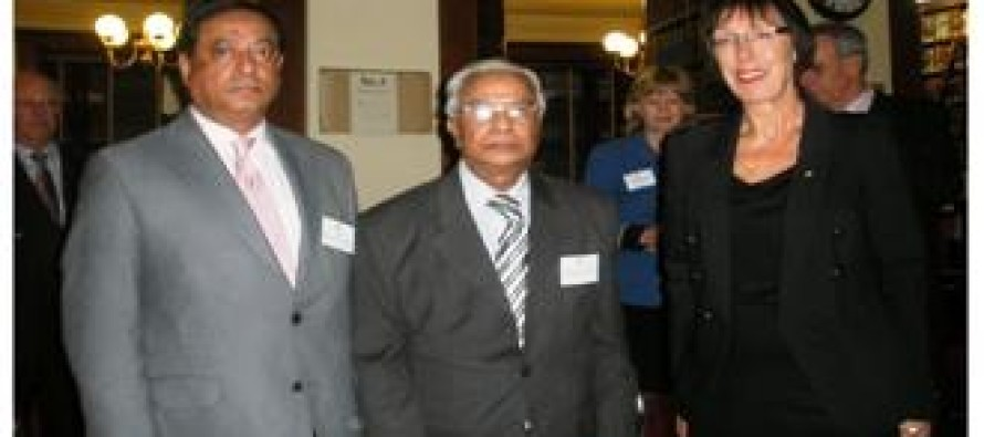 Hon'ble Chief Justice (Bangladesh)'s visit to Melbourne, Australia