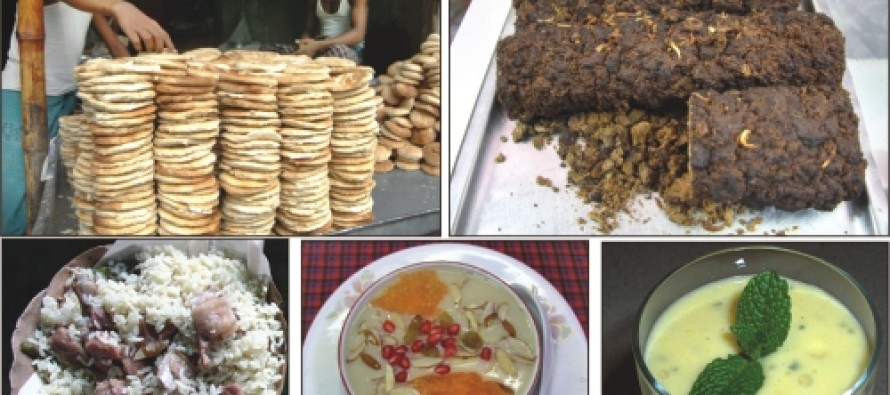 Food and Eateries of Old Dhaka