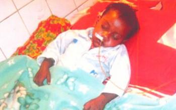 Please help little girl Arpita