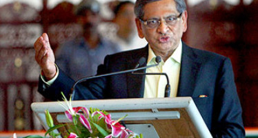 S.M. Krishna's visit to Dhaka: Injection of robust optimism on bilateral ties