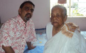 Writer Ajay Das Gupta's Mother has passed away