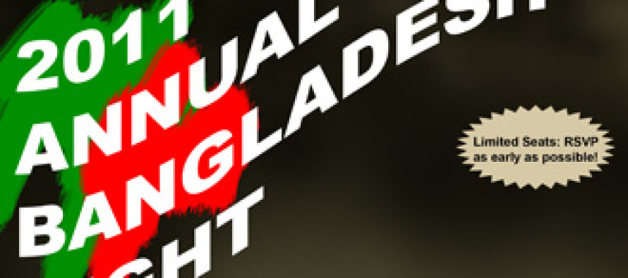 ANU Bangladeshi Students Association Presents Bangladesh Night