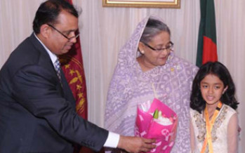 Leader of Bangladesh AL Australia meets Bangladesh PM