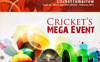 CT eMagazine ICC World Cup edition February 2011 has been published!