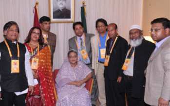News from Sydney on Bangladessh PM's Perth visit