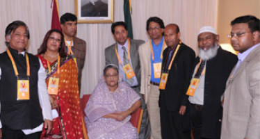 News from Sydney on Bangladessh PM's Perth visit