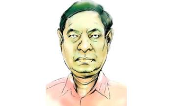 Lt. Gen. Masud Uddin Chowdhury