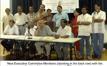 New Executive Committee of Bangladesh Society for Puja  Culture Inc