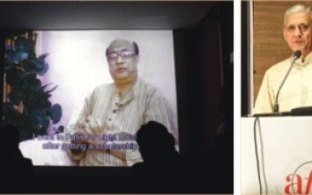 A Poet of Silence: Documentary on Partha Pratim Majumder