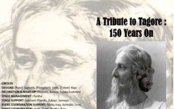 A Tribute to Tagore : 150 Years On in Perth