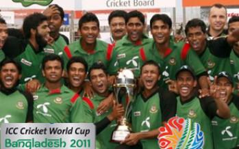 Bangladesh Cricket Theme Song  Cricket World Cup 2011 Theme Song [Music video]