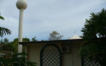 New Executive Committee of ISD – Darwin Mosque
