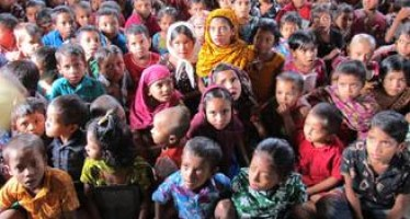 CO-ID has opened our first 2 pre-schools in Bangladesh