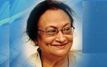 Life time achievement award to legendary Nazrul Sangeet singer Firoza Begum