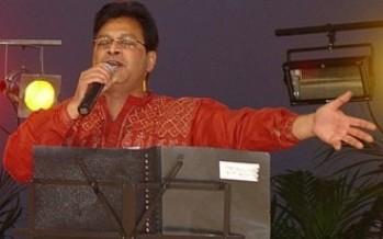 Atiq Helal in Live Music Program on Satellite TV [Bangla Vision  Desh TV]