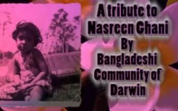 Nasreen Apa's Farewell from Darwin