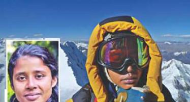 First Bangladeshi woman on Everest