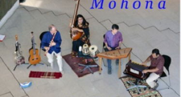 A special concert by Mohona