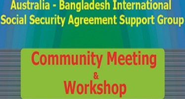 Australia Bangladesh social security agreement workshop