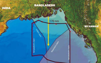 Sea Boundary between Bangladesh and India:  Its Progress at the International Arbitration
