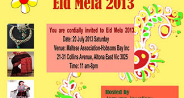 EID Mela in Melbourne