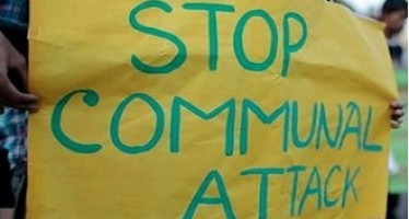 Protest in Sydney against Communal attack on Hindu Community in Bangladesh