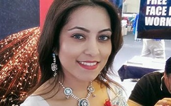 A report on Sabina Hoque's participation in the Diwali festival in Melbourne