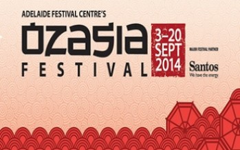 OZ Asia Festival 2014 Adelaide