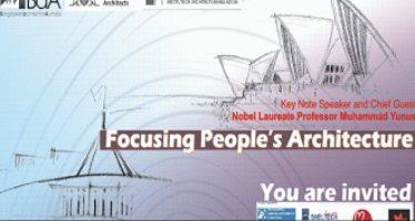 Opportunity to listen to Nobel laureate Professor Yunus