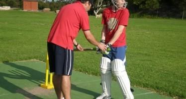 Professional Cricket Coach for Juniors/Senior Players