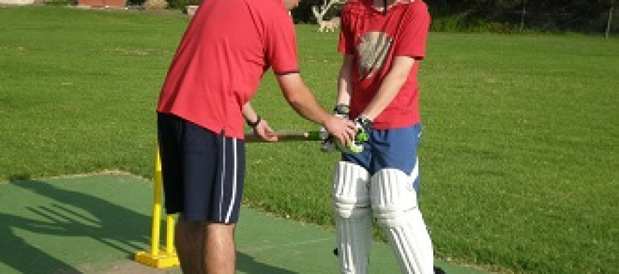 Professional Cricket Coach for Juniors/Senior Players