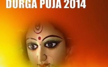 Durga Puja Invitation, Adelaide